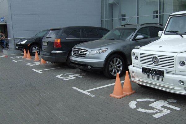 Штраф за парковку на месте для инвалидов 2019, какой штраф за парковку на месте для инвалидов