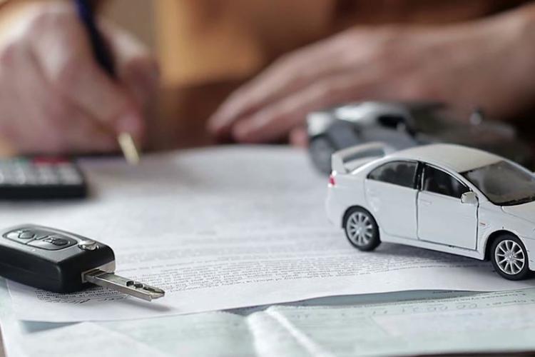 Машина продана пришел налог что делать